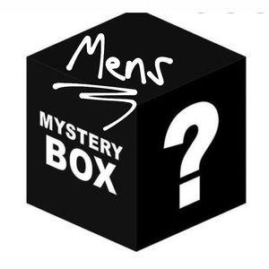 MENS MYSTERY BOX!!!!! ⁉️◼️